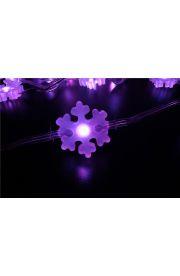 低压LED雪花灯串